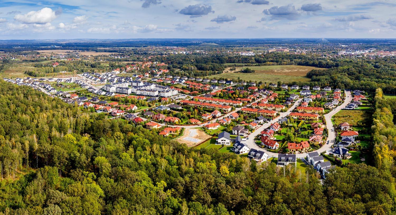 zdjęcia lotnicze Wrocław